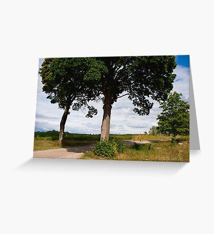 Fiskeboda Greeting Card
