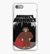 Mighty Monkey iPhone Case/Skin