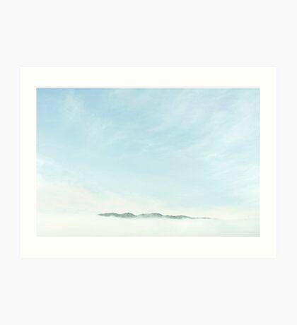 Edlandsfjellet, Ålgård Art Print