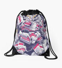 Unicorn Gundam Drawstring Bag