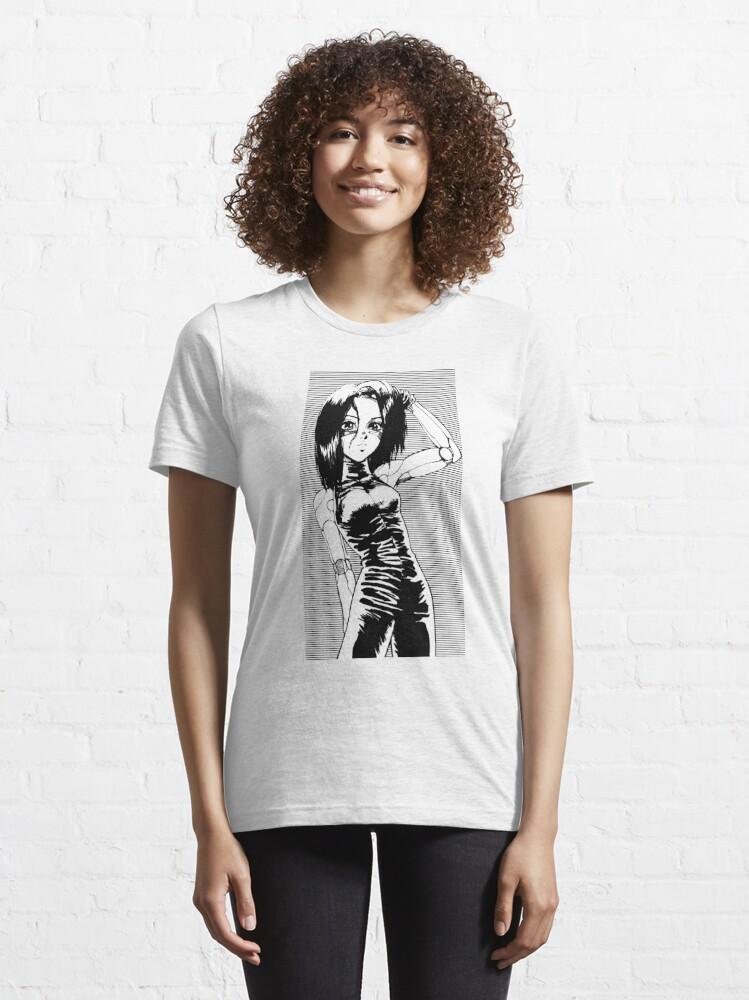 Alternate view of battle angel alita Essential T-Shirt