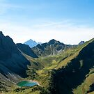 Allgäu High Alps by Erwin G. Kotzab
