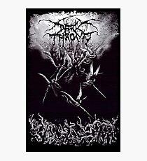 Darkthrone - Sardonic Wrath Photographic Print