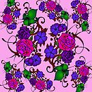 Flower Garden by bettinadreier75