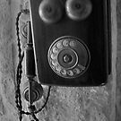 Old phone by Christian  Zammit