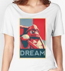 Dedede For President Women's Relaxed Fit T-Shirt