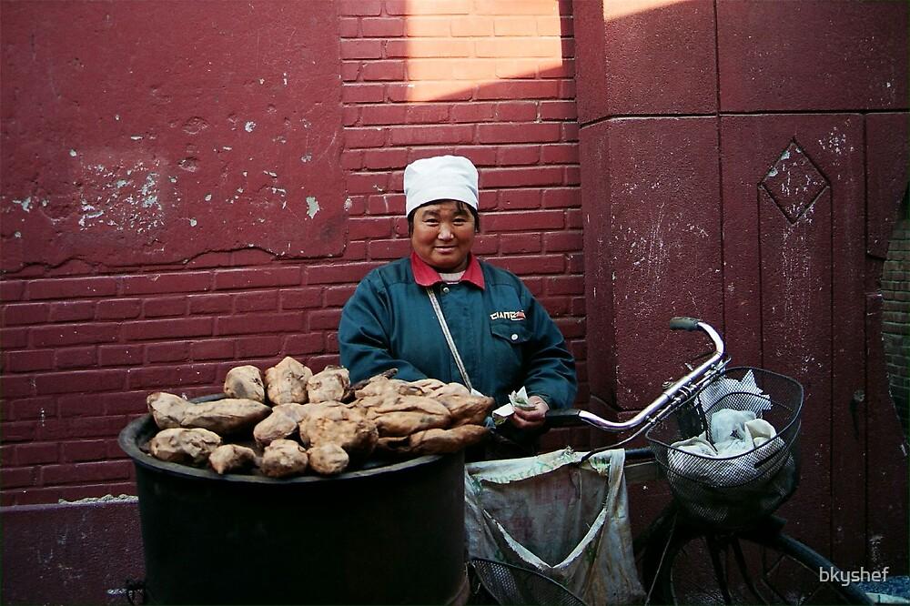 sweet potatoes by bkyshef
