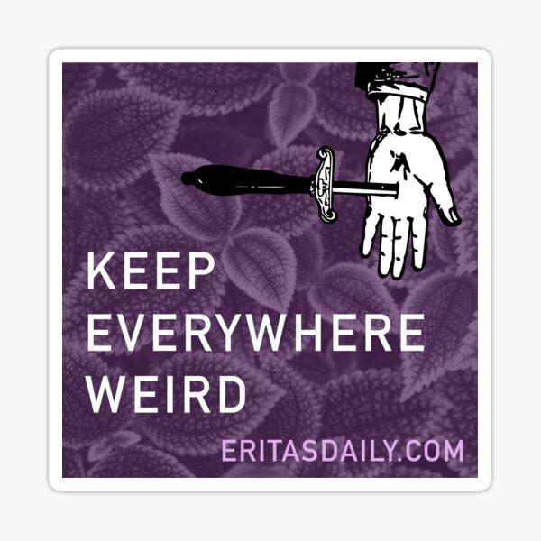Eritas Daily Sticker V2 Sticker