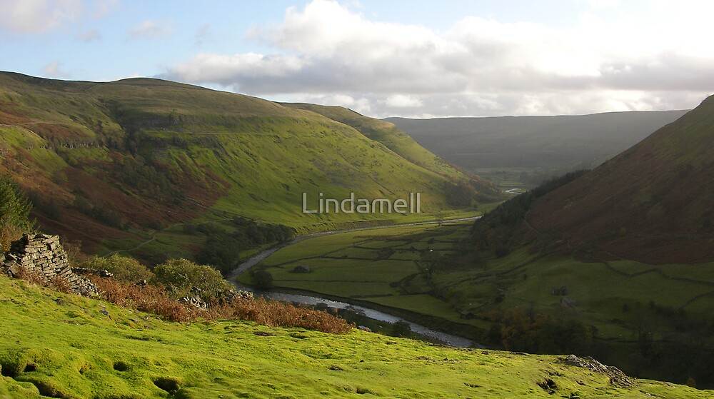 Swaledale by Lindamell