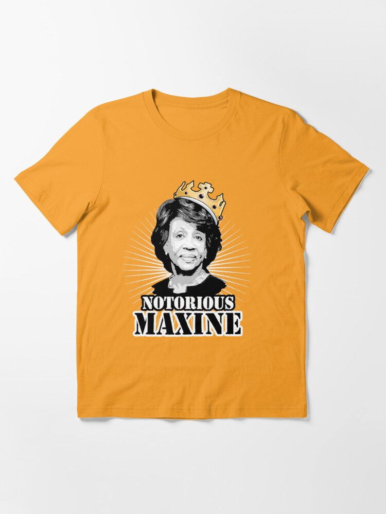 Alternate view of Notorious Maxine Essential T-Shirt