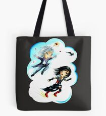Chibi Catch me if you can Tote Bag