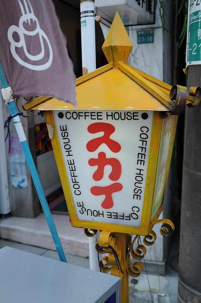 coffee house by nancynootje