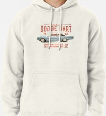 Dodge Dart Dragster Street Machine 1969 Hoodie