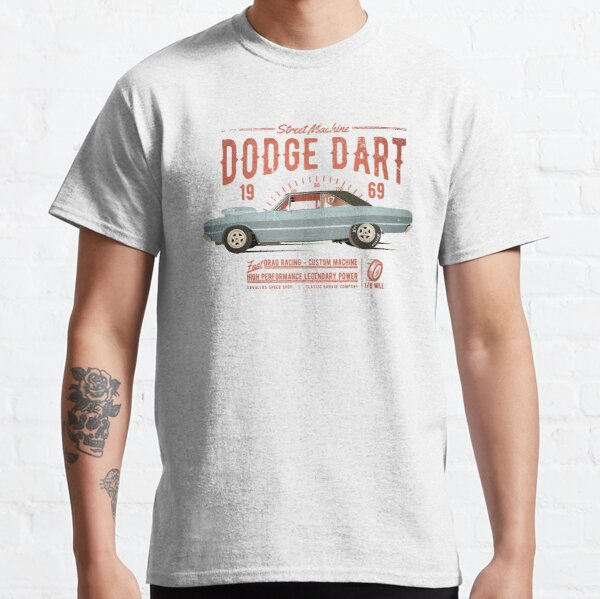 Dodge Dart Dragster Street Machine 1969 Classic T-Shirt