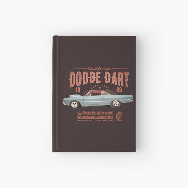 Dodge Dart Dragster Street Machine 1969 Notizbuch