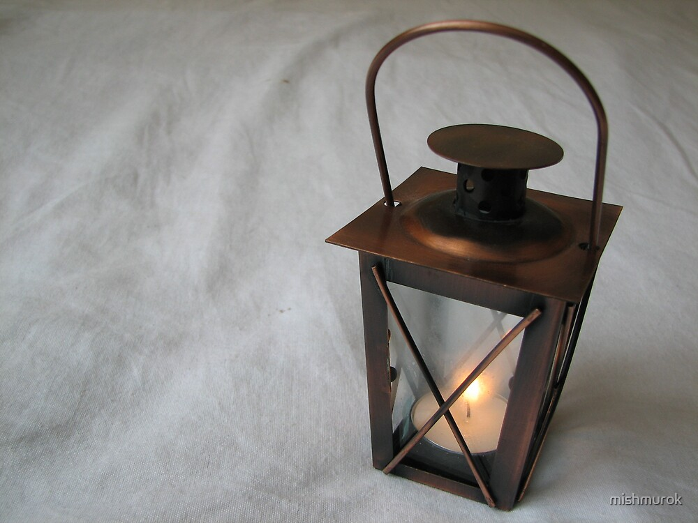 Old lantern by mishmurok