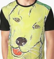 Labrador Love Graphic T-Shirt