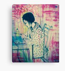 Tima ( On Canvas )  Canvas Print