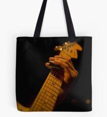 Slide Guitar Tote Bag