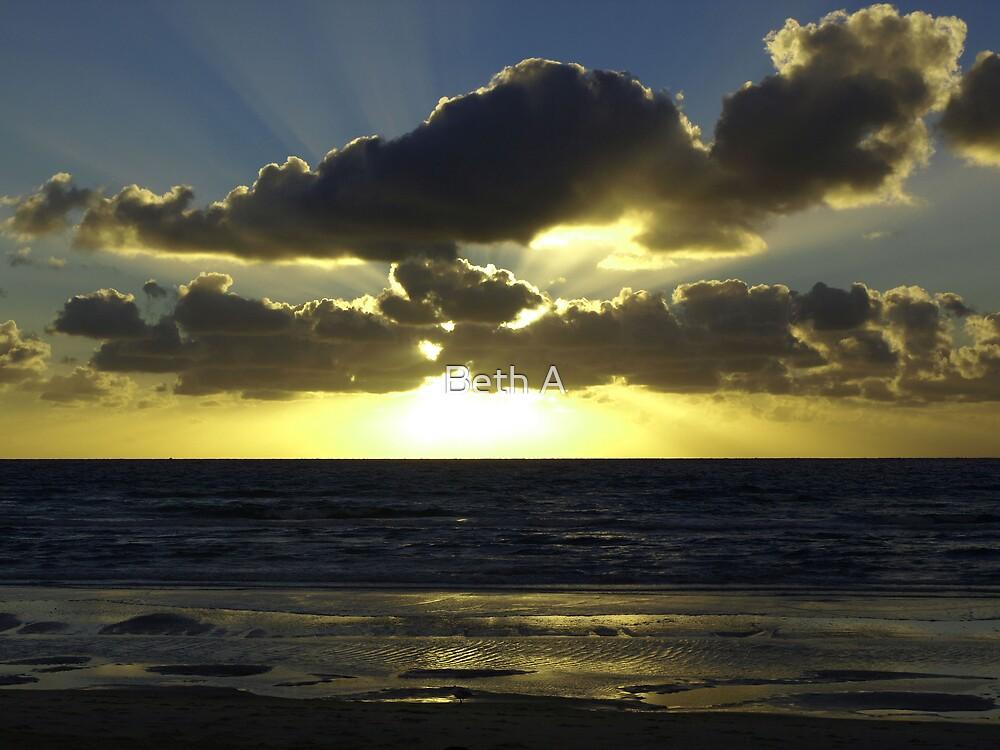 I love my Beach! by Beth A
