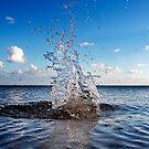 Water sculpture by Alex Preiss