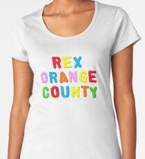 Rex Orange County Merch Women's Premium T-Shirt