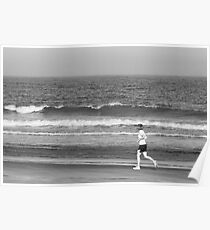 (Running with) The Rhythm Of The Ocean Poster