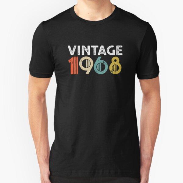 Vintage 50th Birthday Funny Tshirt 1968 Perfectly Aged Unisex Sweatshirt