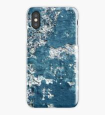 chipping cement surface iPhone Case/Skin