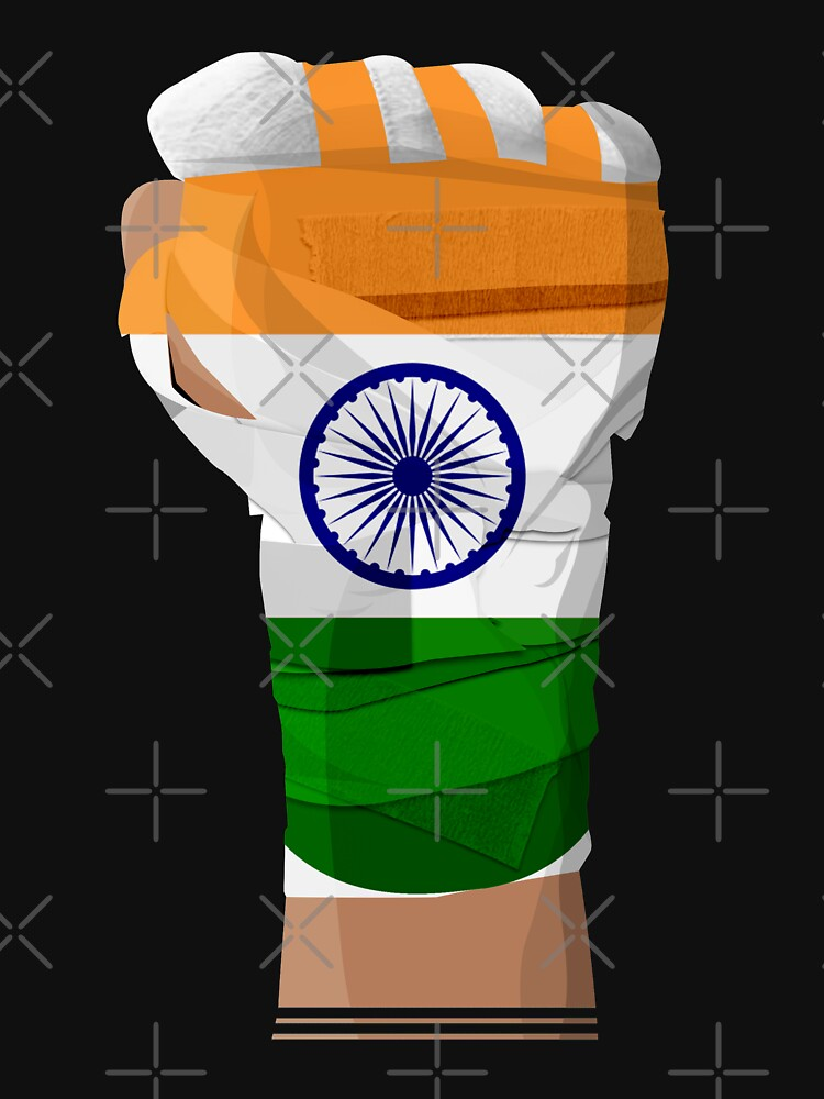 INDIA FIGHTING PRIDE by cinimodfx