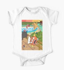 Battle at the Lake of Rage One Piece - Short Sleeve