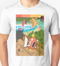 Battle at the Lake of Rage Unisex T-Shirt