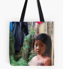 Hmong Girl Tote Bag