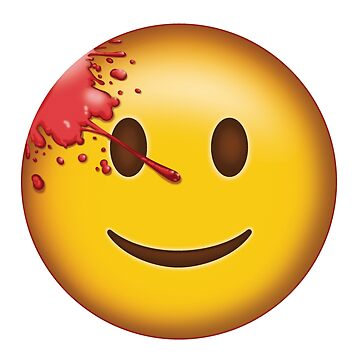 the Smeared emoji by LiquidStryder