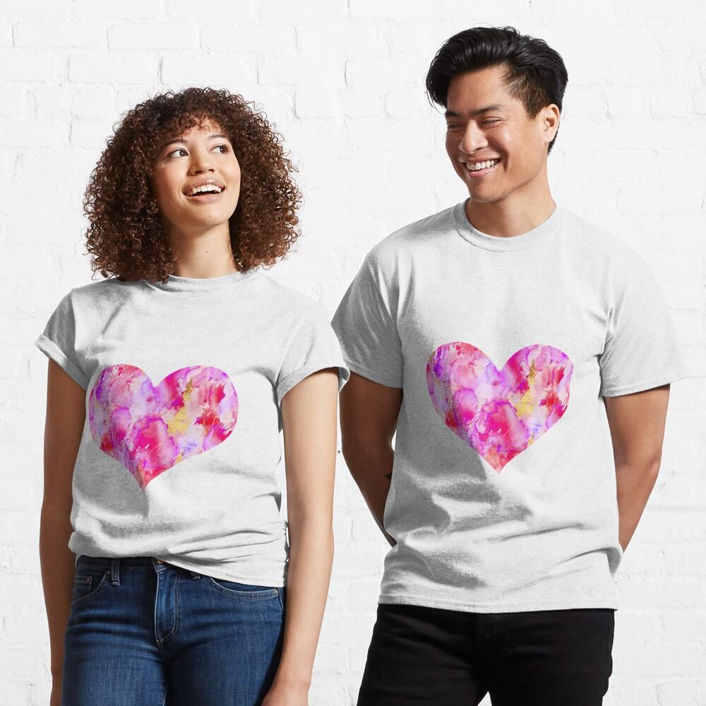 My Valentine Heart Classic T-Shirt
