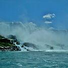 Niagara Falls 9.0 - New York by clarebearhh