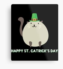 Catricks day Gift For Paddys St Patricks Day T-Shirt Sweater Hoodie Iphone Samsung Phone Case Coffee Mug Tablet Case Metal Print