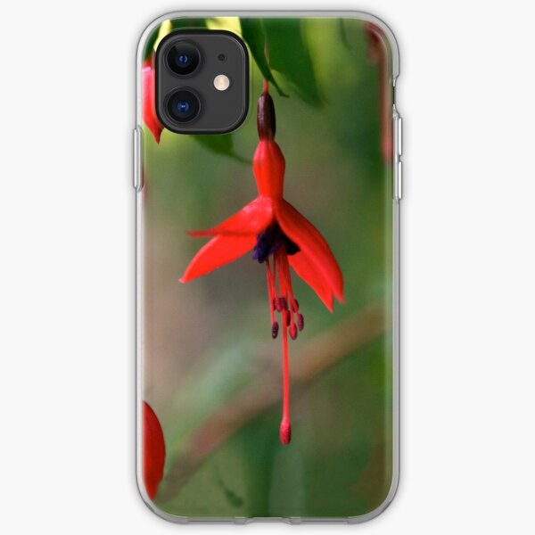 Fuchsia - iPhone iPhone Soft Case