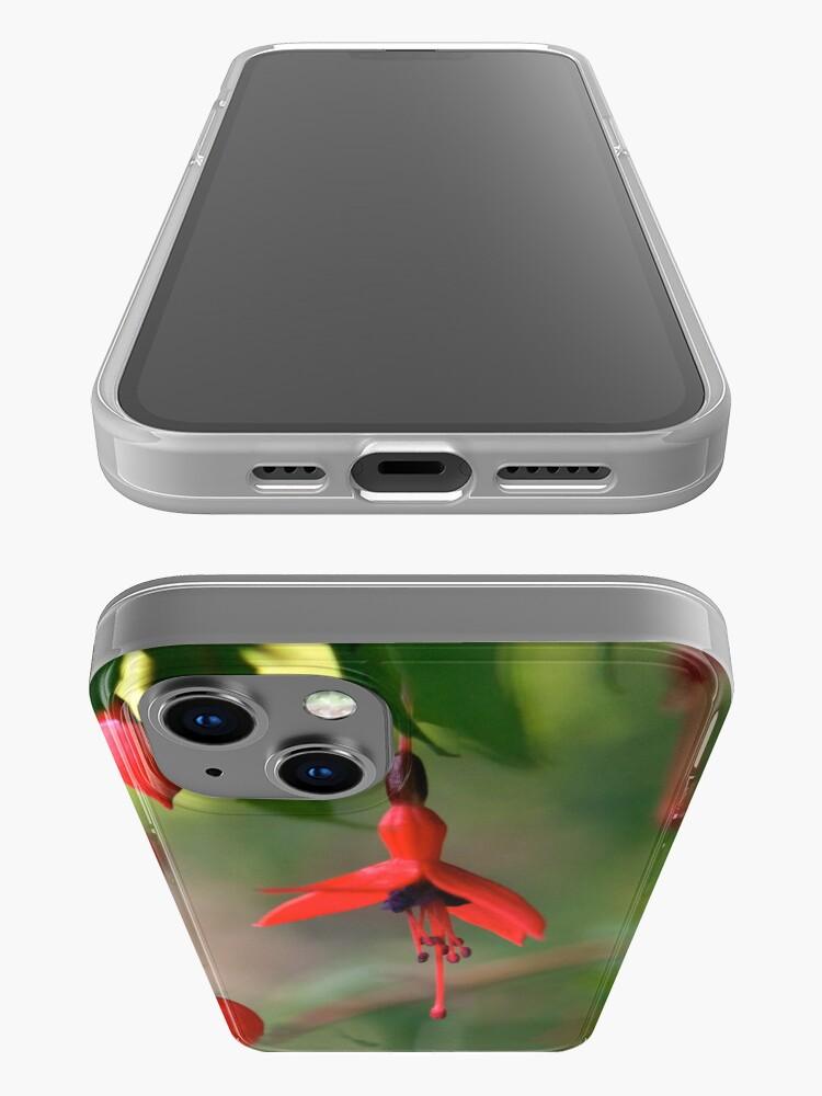 Alternate view of Fuchsia - iPhone iPhone Case