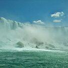 Niagara Falls 10.0 - New York by clarebearhh
