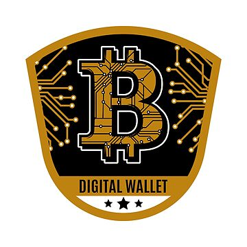 Bitcoin Digital Wallet by CryptoTextile
