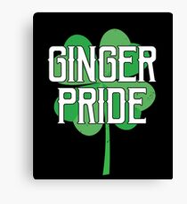 Ginger Pride Gift For Paddys St Patricks Day T-Shirt Sweater Hoodie Iphone Samsung Phone Case Coffee Mug Tablet Case Canvas Print