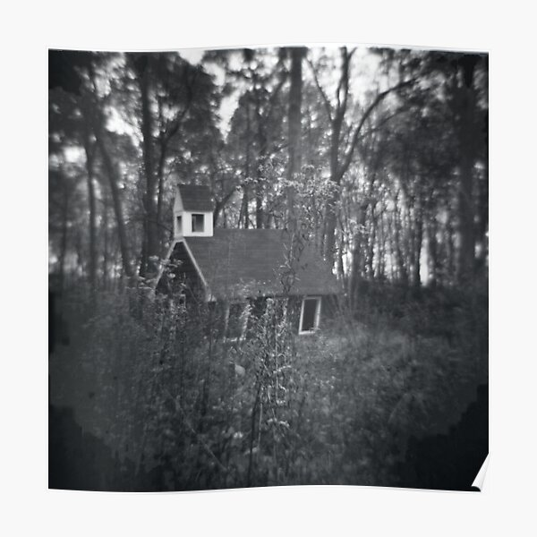 Enchanted Schoolhouse Poster