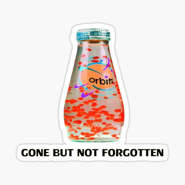 Orbitz drink Sticker