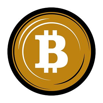 Bitcoin Coin by CryptoTextile