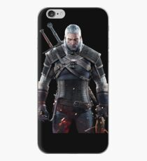 Gerald the white wolf iPhone Case