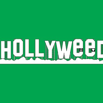 Hollyweed by s2ray