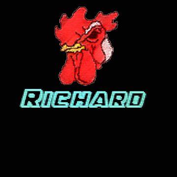 Hotline Miami - Richard ! by alemag