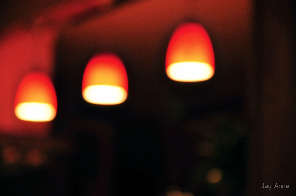 Red Lights by Jay-Anne