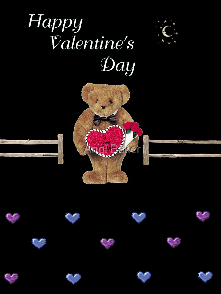 Happy Valentine's Day by Angi Baker